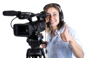 Inter-Actions Digital Female Videographer 600