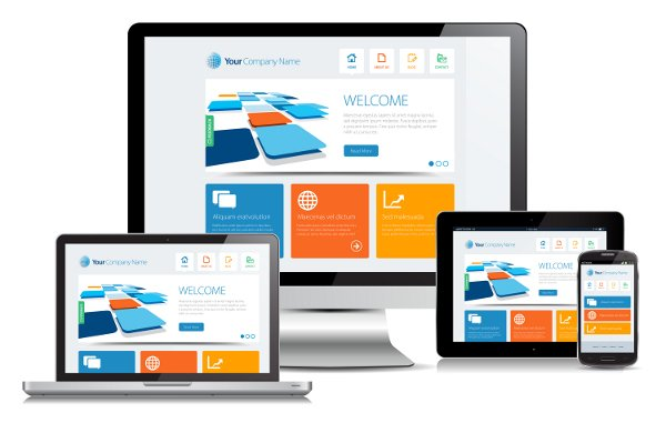 Inter-Actions Digital Marketing Responsive Web Design 600