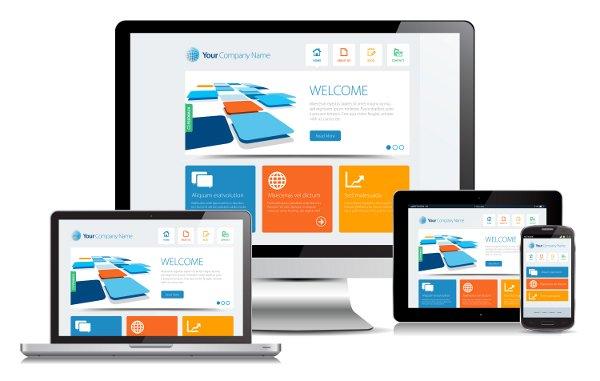 Inter-Actions Digital Marketing Responsive Web Design 600