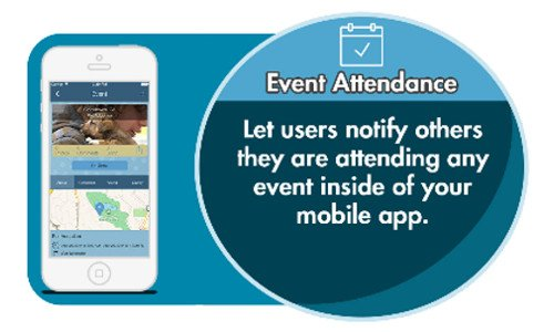 Inter-Actions Mobile App Event Attendance Tab 16 - Inter-Actions